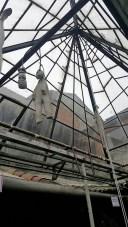 Skylight inside Prohibido Centro Cultural