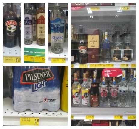 cost of living in Ecuador alcohol