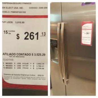 GE Refrigerator