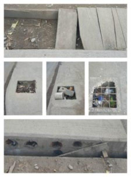 Cuenca sidewalk gaps