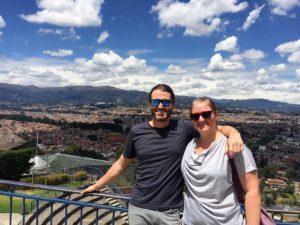 Chase and Kelly at Turi