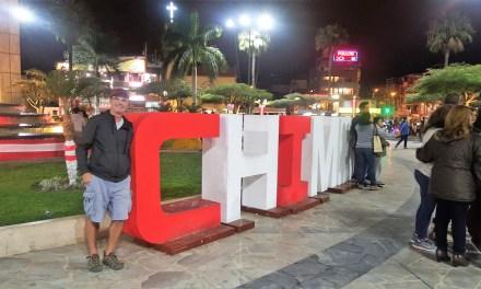 Living in Ecuador- Visiting Chimbote Peru