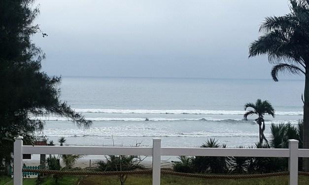Living in Ecuador- Back on the Beach