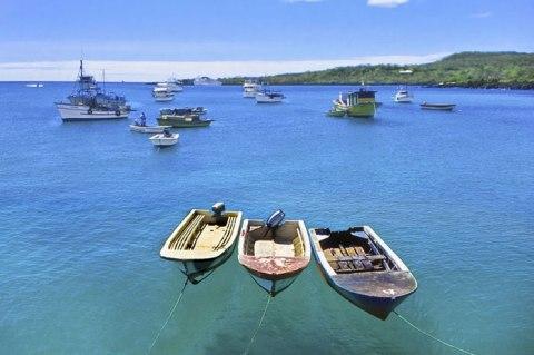 Puerto-Ayora-Galapagos