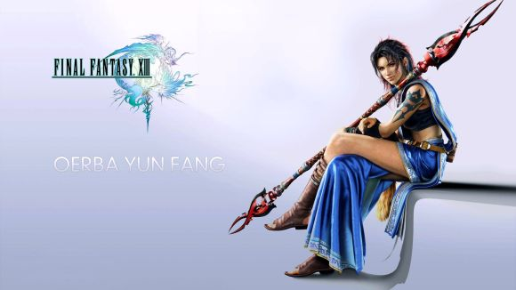 《Final Fantasy XIII 》Oerba Yun Fang