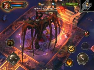 dungeon_hunter enemigos gigantescos
