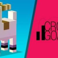 Crossy Goat, el juego de La cabra y el gitano