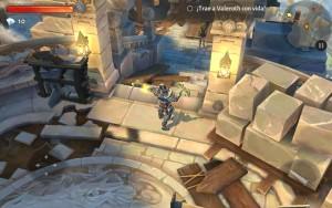 Dungeon Hunter V primer nivel