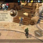 Dungeon Hunter V tutorial personalizar equipo