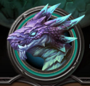 Dragons Of Atlantis Dragon venenoso