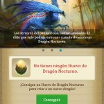Dragons Of Atlantis conseguir Dragon Nocturno Adulto