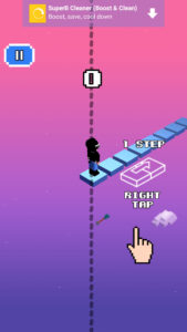 Every Jump 2.0 salta 1 bloque