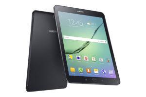 Galaxy Tab S2 ambas caras