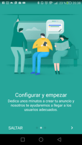 AdWords Express Configurar