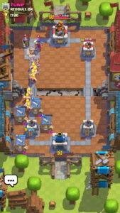 Clash Royale ataque