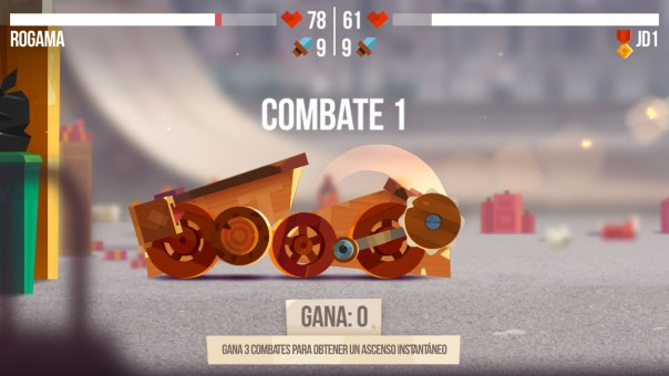 C.A.T.S. Combate
