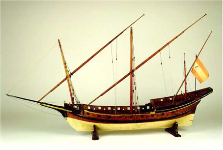 Jabeque de la Real Armada