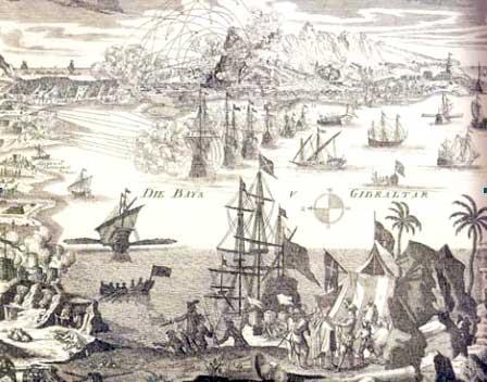 Sitio de Gibraltar de 1727