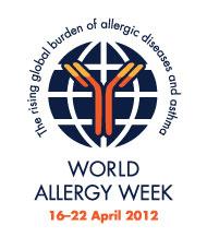 Semana Mundial de la Alergia 2012