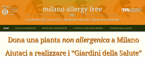 Milano allergy free