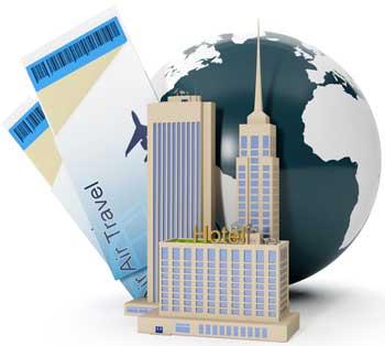 Viajes y hoteles