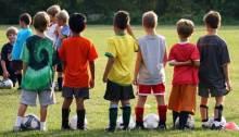 Chicos fútbol