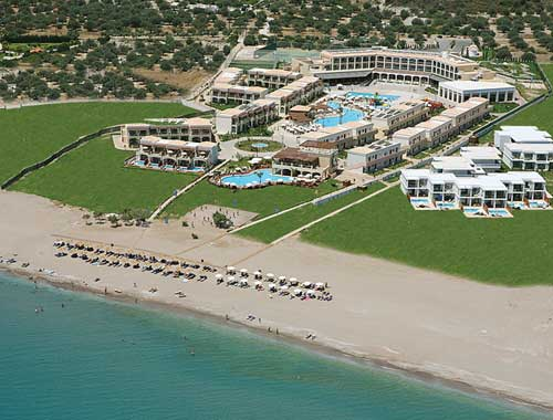Mythos Beach Resort Hotel