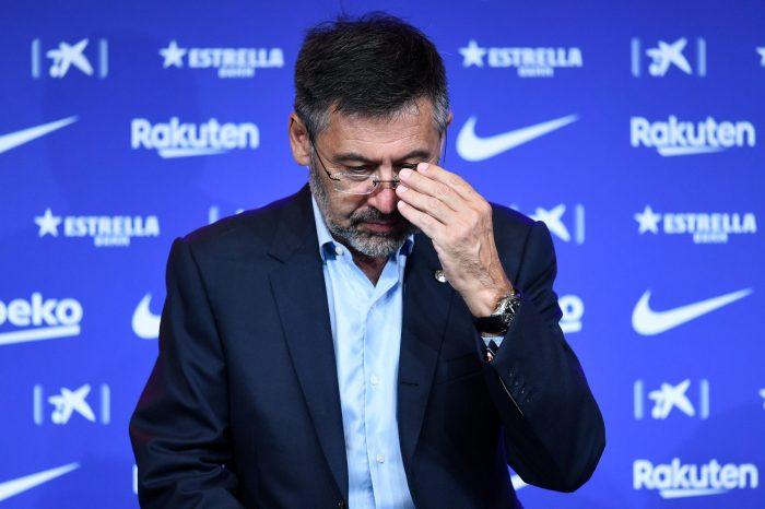 Fichajes: Bartomeu, desesperado, le ofrece al Atlético 2 jugadores