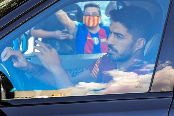 Así esta el fichaje de Luis Suárez por el Atlético