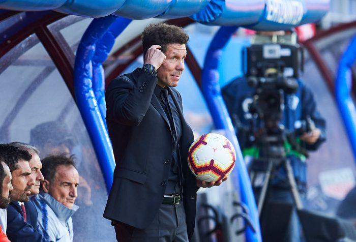 Simeone lo tiene claro: sus 2 señalados para salir ya del Atlético