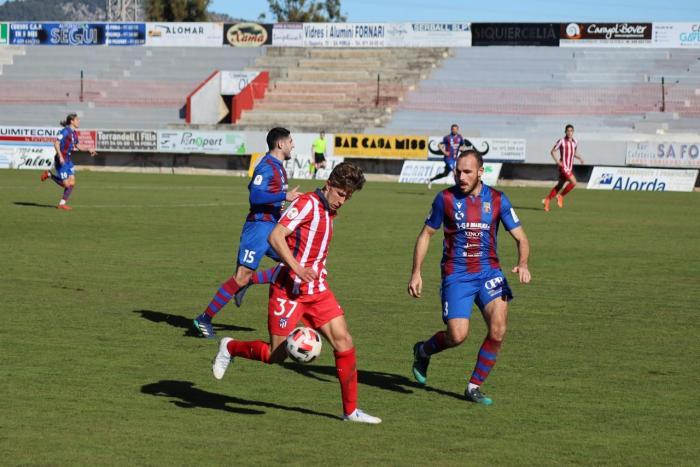 VIDEO: El primer gol del hijo de Simeone en el Atleti B