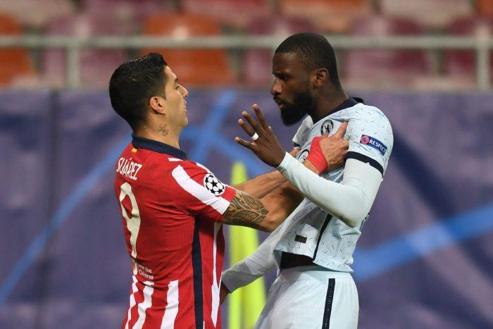 VIDEO: El Inglaterra acusan a Suárez de pellizcar a Rüdiger