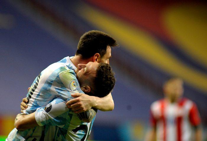 VIDEO: ¡Messi alaba al próximo fichaje del Atlético!
