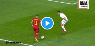 VIDEO: Así fue el golazo de Yannick Carrasco con Bélgica