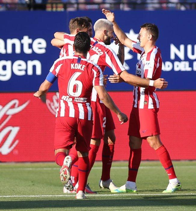 El Atlético de Madrid suma y sigue 7