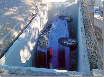 mal aparcamiento