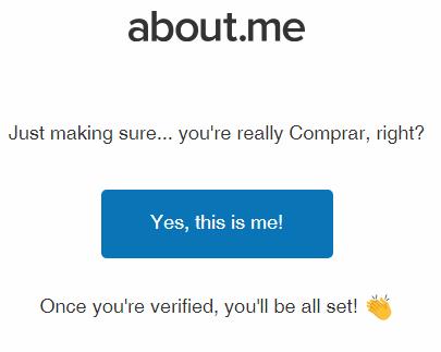 verificacion del correo