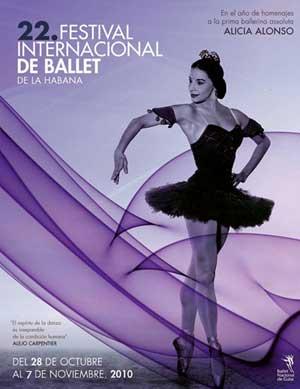 22 Festival Internacional de Ballet de la Habana