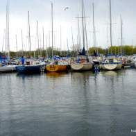 Marina, Ashbridges Bay Park, Toronto