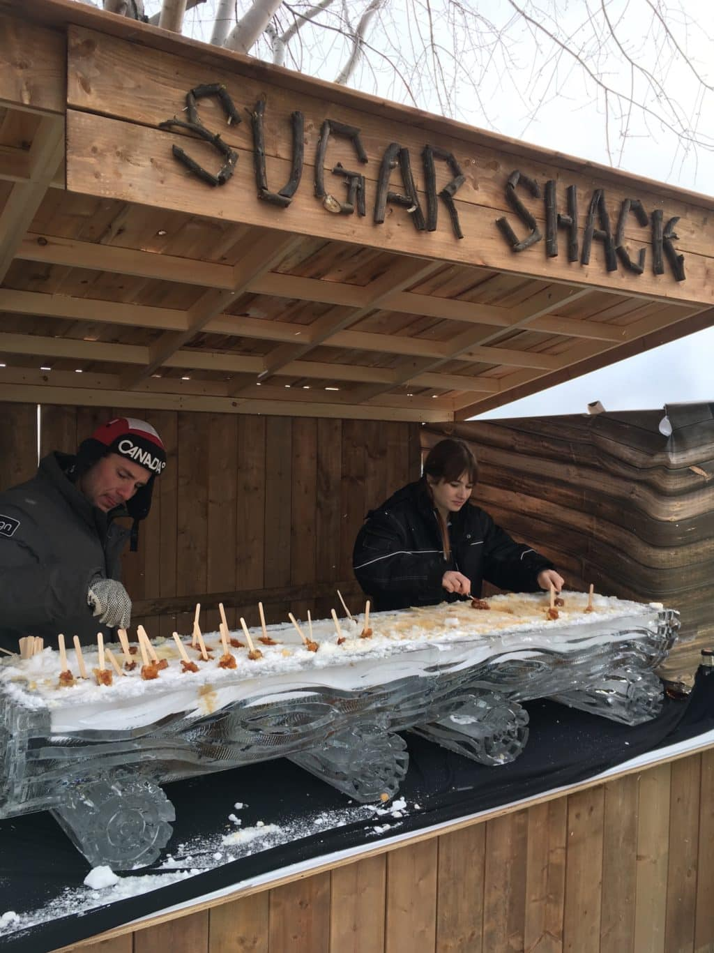 Sugar Shack To Downtown Toronto Maple Syrup Festival