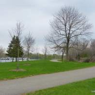 Walking Trails, Ashbridges Bay Park, Toronto