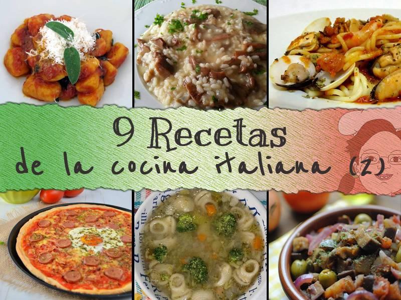 recetas cocina italiana parte 2