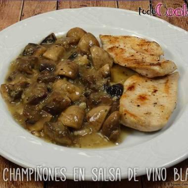 Champiñones-Salsa-Vino-Blanco