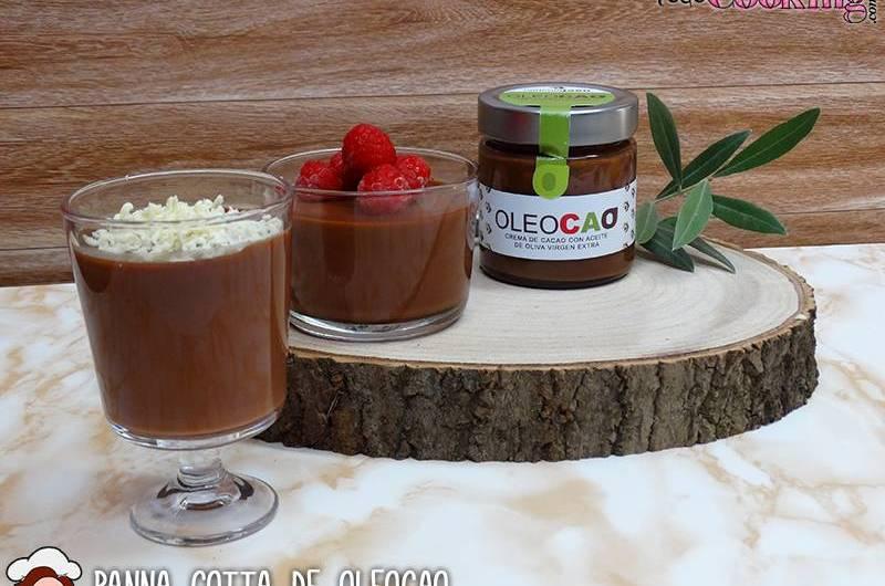 Panna Cotta de Oleocao