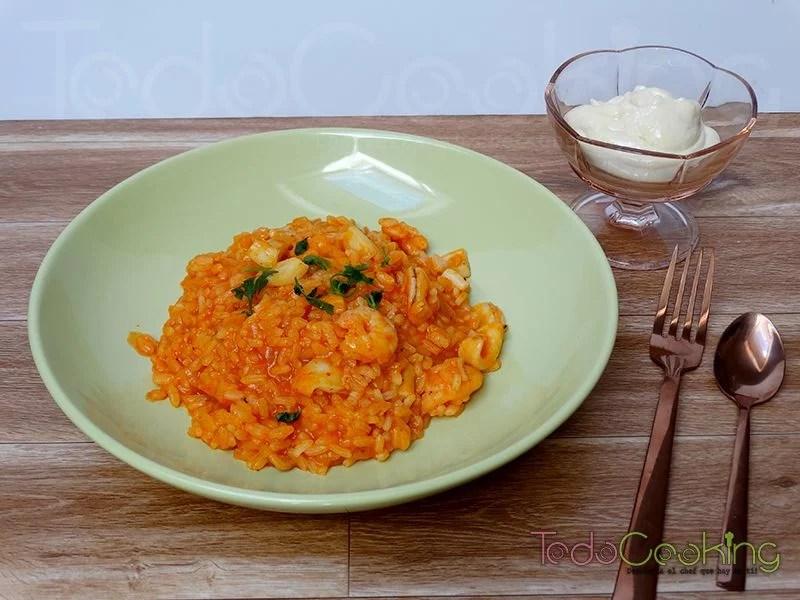 arroz a banda