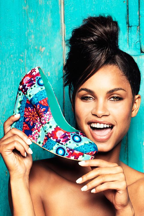 LBSS13 shoes 4 Colección Primavera Verano 2013 de zapatos de Desigual