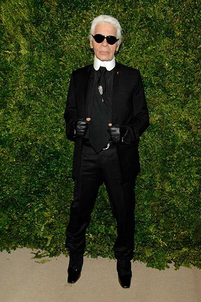 20130409karll2 Roberto Cavalli opina que Karl Lagerfeld es ridículo