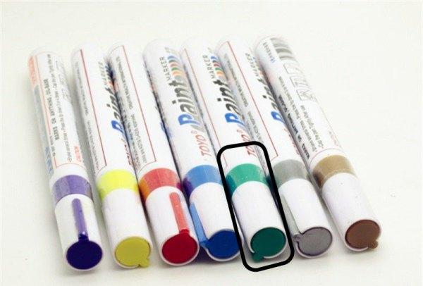 Marcador de Pintura Frame (323)(386)(387)(388)(389)(390)(391)(392)(393)