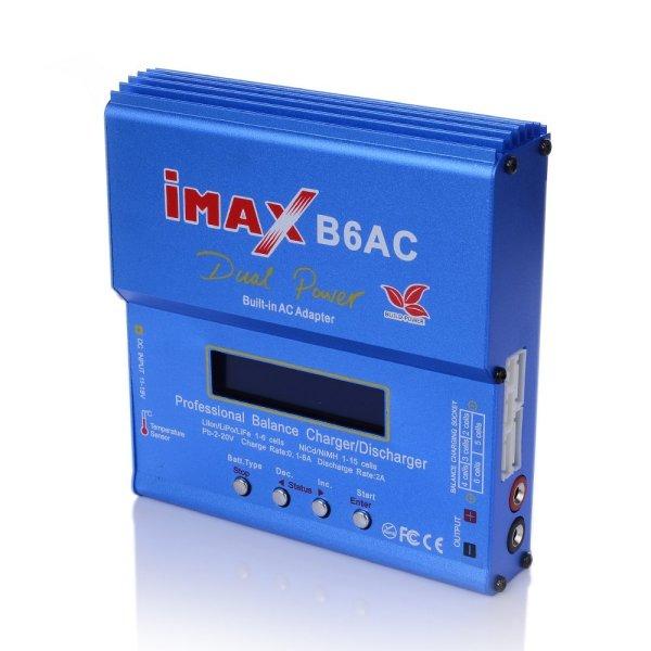 IMAX B6AC RC Cargador balanceo 80W AC DC (274)