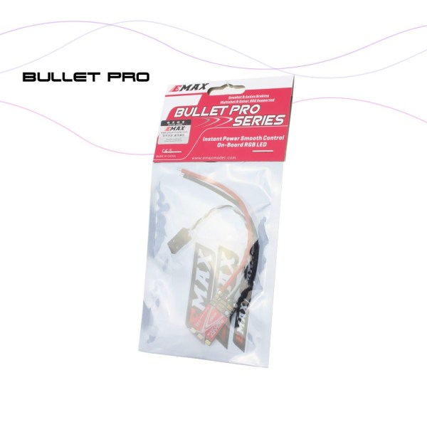 EMAX BULLET 35A PRO EDITION (LED CONTROL) (479)